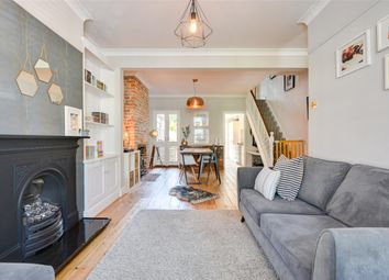 Thumbnail 3 bed terraced house for sale in Stanley Road, Worthing, West Sussex