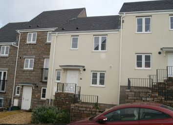 Thumbnail 3 bed terraced house for sale in Ball Meadow, Okehampton