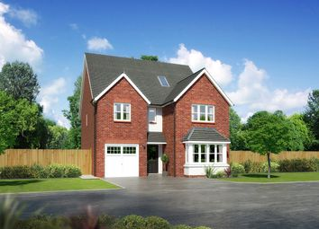 "Thumbnail 6 bedroom detached house for sale in ""Merrington"" at Close Lane, Alsager, Stoke-On-Trent"
