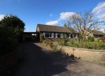 Thumbnail 4 bed bungalow for sale in Low Street, Carlton, Goole