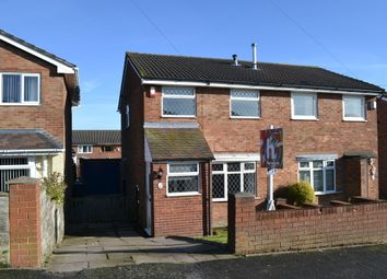 Thumbnail 3 bed semi-detached house for sale in Shrewsbury Drive, Mitchells Wood, Chesterton