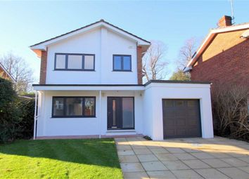 Thumbnail 3 bed detached house for sale in Abbots Close, Highcliffe, Christchurch, Dorset