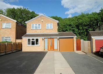 Thumbnail 4 bedroom detached house for sale in Lingswood Park, Abington, Northampton