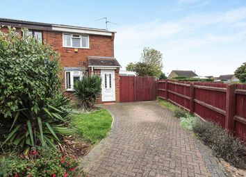 Thumbnail 2 bed terraced house for sale in Hawkshead Way, Gunthorpe, Peterborough