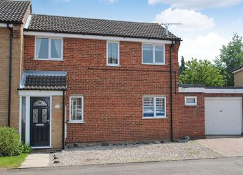 Thumbnail 3 bed semi-detached house for sale in Dalton Gardens, Bishop's Stortford