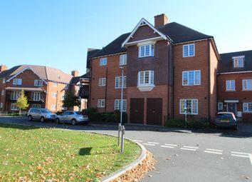 Thumbnail 1 bed flat for sale in Wroughton Road, Halton Camp, Aylesbury