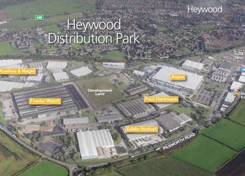 Thumbnail Light industrial to let in P3, Units A-D, Heywood Distribution Park, Parklands, Heywood, Greater Manchester