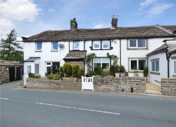 Thumbnail 2 bed terraced house for sale in Denholme Road, Oxenhope, Keighley, West Yorkshire