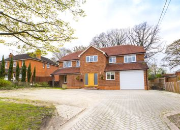 Thumbnail 4 bed detached house for sale in Tadley Hill, Tadley, Hampshire