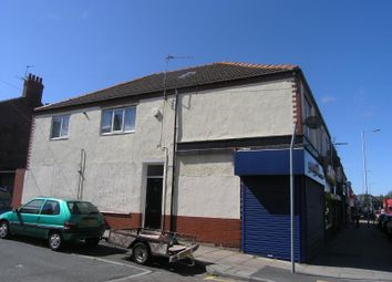 Thumbnail 2 bed flat to rent in Borough Road, Birkenhead, Wirral