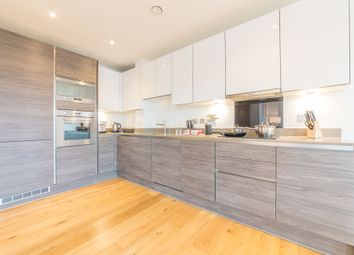 Thumbnail 2 bed flat to rent in 2 Winchester Square, Marine Wharf, London