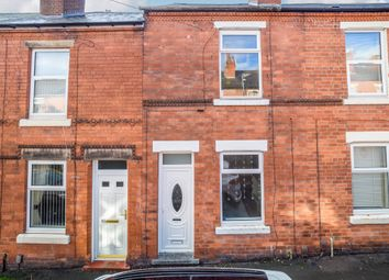 Thumbnail 3 bed terraced house for sale in Minerva Street, Bulwell, Nottingham