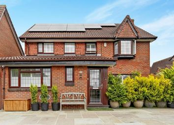 Thumbnail 4 bed detached house for sale in Cornflower Lane, Shirley, Croydon, Surrey