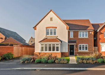 Thumbnail 5 bed detached house for sale in Thomas Hardy Way, Warwick, Warwickshire