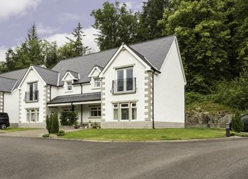 Thumbnail 2 bedroom flat for sale in River Court, Invergarry, Inverness-Shire