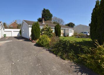 Thumbnail 3 bed semi-detached bungalow for sale in Trenos Gardens, Llanharan, Pontyclun