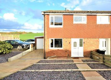 Thumbnail 3 bed end terrace house for sale in Greenhill Avenue, Wesham, Preston, Lancashire