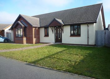 Thumbnail 3 bed bungalow to rent in Heritage Gate, Haverfordwest