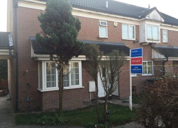 2 bed terraced house to rent in Dorrington Close, Luton, Beds. LU3