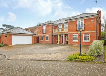 Thumbnail 5 bed detached house for sale in Claybrooke Court, Claybrooke Parva, Lutterworth