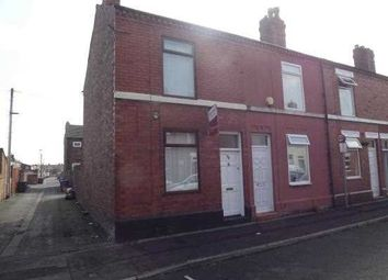 Thumbnail 2 bed end terrace house to rent in Cyril Street, Warrington