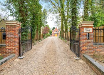 Thumbnail 4 bed detached house for sale in Lye Lane, Bricket Wood, St. Albans, Hertfordshire