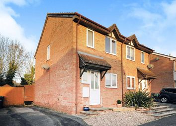 Thumbnail 2 bed semi-detached house for sale in Hayward Close, Pewsham, Chippenham