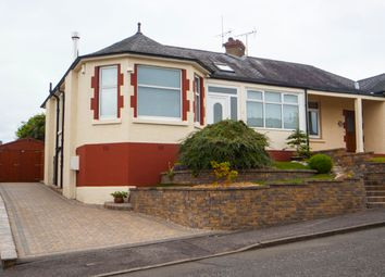 Thumbnail 2 bed semi-detached bungalow for sale in Moncks Road, Falkirk, Stirlingshire