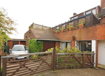 Thumbnail 3 bed town house to rent in Creswell Corner, Anchor Hill, Knaphill, Woking