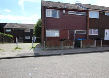 Thumbnail 3 bed end terrace house for sale in Wardle Edge, Rochdale, Greater Manchester