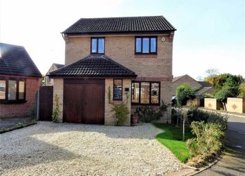 Thumbnail 3 bed detached house for sale in Anscomb Way, Woodford Halse, Northamptonshire