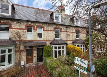 Thumbnail 5 bedroom terraced house for sale in De Freville Avenue, Cambridge