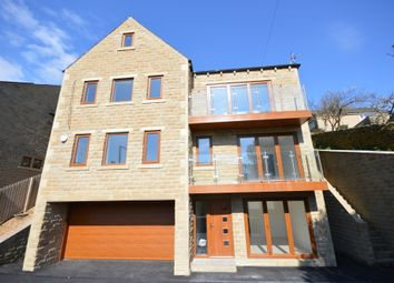 Thumbnail 5 bed detached house for sale in Malkin Wood View, Holmfirth