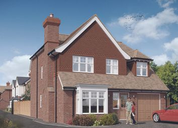 Thumbnail 5 bed detached house for sale in Manor Park, Manor Road North, Esher