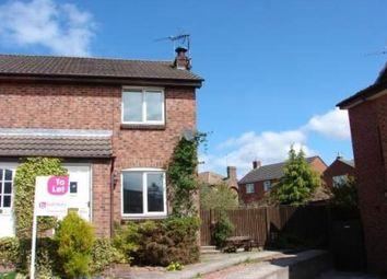 Thumbnail 2 bed semi-detached house to rent in Keld Head Orchard, Kirkbymoorside, York