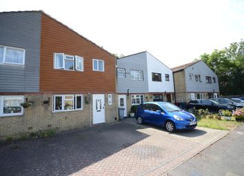 Thumbnail 3 bed terraced house for sale in St. Elizabeth Close, Reading