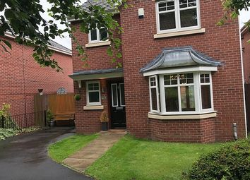 Thumbnail 3 bed detached house to rent in Redhill Close, Great Sankey, Warrington