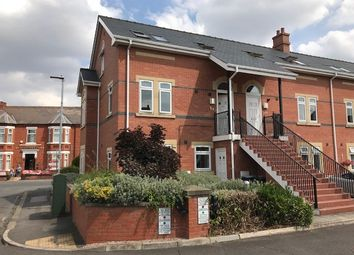 Thumbnail 2 bedroom town house to rent in Mulsanne Row, Crewe, Cheshire