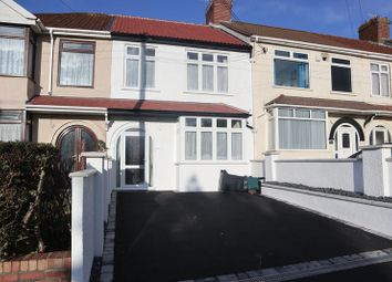 Thumbnail 3 bedroom terraced house to rent in Novers Road, Knowle, Bristol