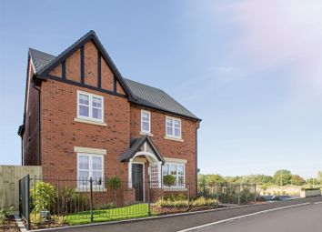 Thumbnail 4 bed detached house for sale in St. Peters Road, Kineton, Warwick