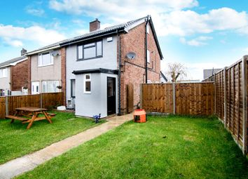 Thumbnail 3 bed semi-detached house for sale in Highfield Place, Coalway, Coleford, Gloucestershire