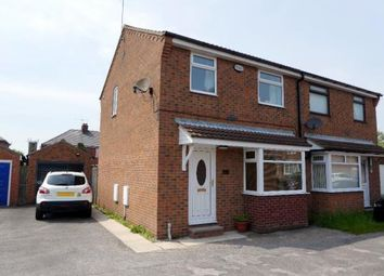Thumbnail 2 bed semi-detached house to rent in Eldon Drive, Preston, Hull, East Riding Of Yorkshire