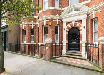 Thumbnail 3 bedroom flat for sale in Stanley Mansions, Park Walk, Chelsea, London
