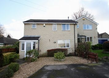 Thumbnail 3 bed detached house for sale in Closes Road, Rastrick, Brighouse