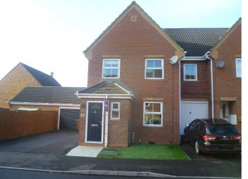 Thumbnail 3 bed semi-detached house for sale in Jutland Crescent, Andover, Hampshire