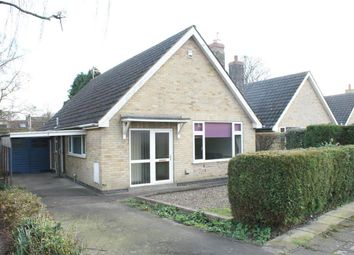 Thumbnail 3 bedroom detached bungalow for sale in Hambleton View, Wigginton, York
