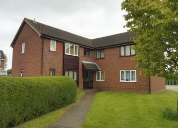 Thumbnail 1 bed flat for sale in Steward Close, Wymondham