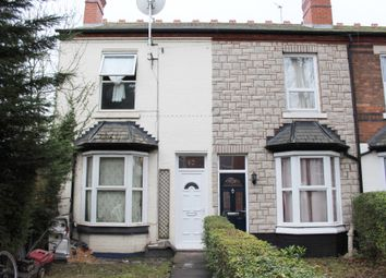 Thumbnail 2 bed end terrace house for sale in Grove Avenue, Handsworth, Birmingham