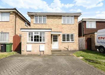 Thumbnail 4 bedroom detached house for sale in Pegasus Close, Thatcham