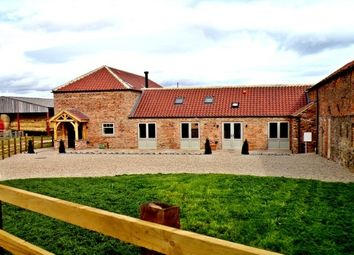 Thumbnail 4 bed barn conversion to rent in Plane Tree Lane, Kirkby Fleetham, Northallerton